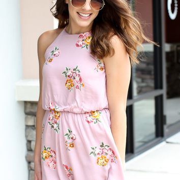 Changes Floral Romper