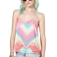 Nasty Gal Day Trip Cami Top