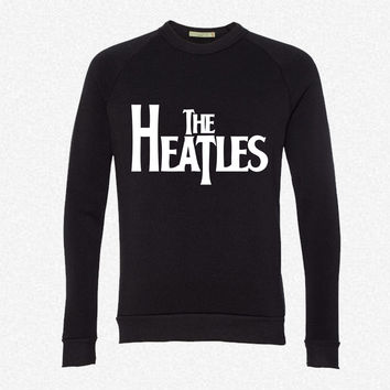 The Heatles fleece crewneck sweatshirt