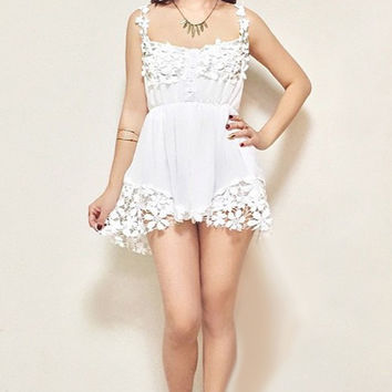 Grace and Lace Playsuit