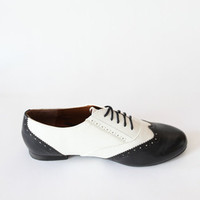 Jazz Oxford Shoes - $33.00 : ThreadSence.com, Your Spot For Indie Clothing  Indie Urban Culture