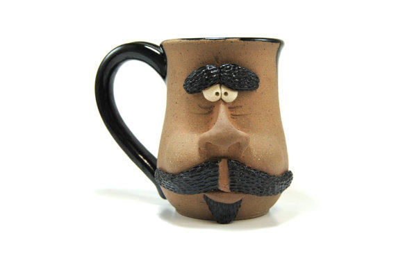 Extra Large Mug Large Ceramic Mug From Kindredmade On Etsy