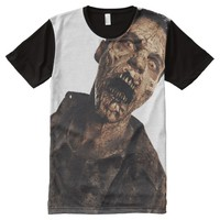 ZOMBIE 4 All-Over-Print T-Shirt
