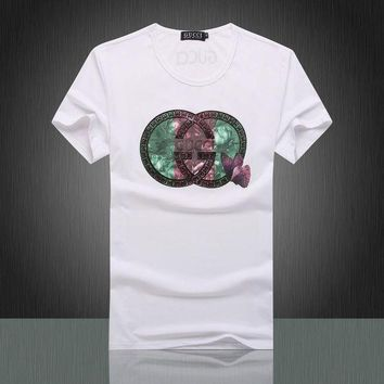 DCCKIN2 Cheap Gucci T shirts for men Gucci T Shirt 203055 23 GT203055