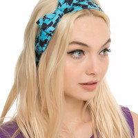 Disney Alice In Wonderland Stretchy Headband 2 Pack