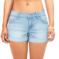Overcast Denim Shorts