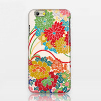 full wrap iphone 6 case,chinese flower iphone 6 plus case,embroidery iphone 5c case,art flower iph