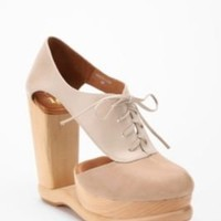 Jeffrey Campbell Cutout Oxford WedgeOnline Only!
