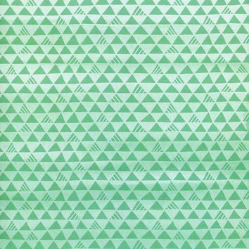 Triangle Pattern Mint Green Backdrop - 3224