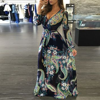 African Dresses Women Clothing New Arrival Top Fashion Polyester Autumn Beauty Clothes