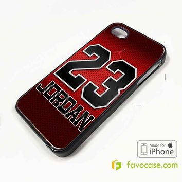MICHAEL JORDAN 3 Chicago Bulls 23 Air iPhone 4/4S 5/5S/SE 5C 6/6S 7 8 Plus X Case Cover