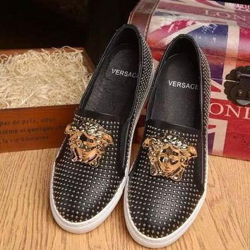 shosouvenir Versace  Fashionable casual shoes