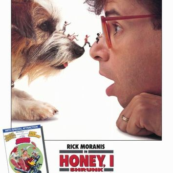 Honey, I Shrunk the Kids 27x40 Movie Poster (1989)