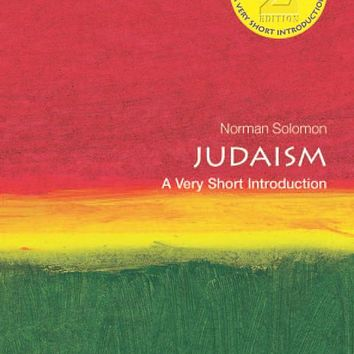 Judaism: A Very Short Introduction (Very Short Introductions) 2nd Edition