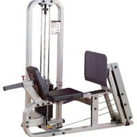 Body Solid Pro Clubline SLP500/3 Leg Press Machine | DICK'S Sporting Goods