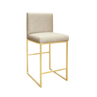 Worlds Away Kingston Counter Stool