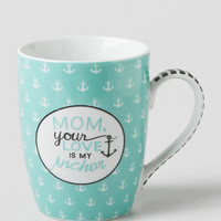 Mom Anchor Mug