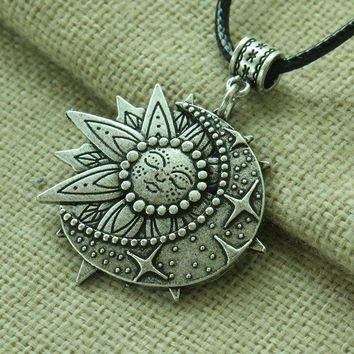 Celestial Balance Necklace