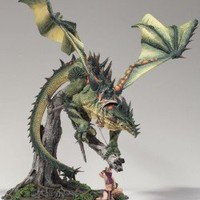 McFarlane's Dragons Series 4: The Fall of the Dragon Kingdom