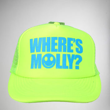 'Where's Molly?' Trucker Hat