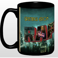 BioShock Rapture Coffee Mug