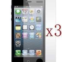 Generic Screen Protector for iPhone 5 - Non-Retail Packaging - Clear