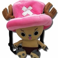 One Piece Plush Bag: Chopper