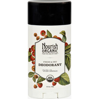 Nourish Organic Deodorant Wild Berries - 2.2 Oz