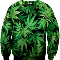 Weed Sweater