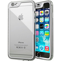 rooCASE Premium  Protective Full Body Case for Apple iPhone 6 4.7-inch Alpine White - rooCASE Personal Electronic Cases - Default
