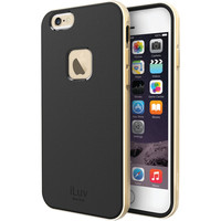 Iluv Iphone 6 And 6s Metal Forge Case (gold)
