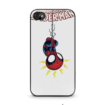 BABY AMAZING SPIDERMAN iPhone 4 / 4S Case Cover