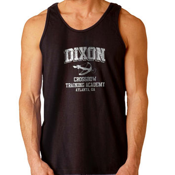 Daryl DIXON Crossbow Training Academy For Mens Tank Top and Womens Tank Top *