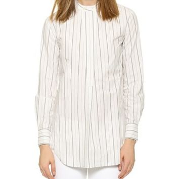 Madewell Long Sleeve Cotton Tunic