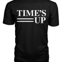 Time's Up T-shirt Donation Campaign Tee #MeToo