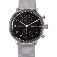 Junghans - Max Bill Chronoscope Stainless Steel Watch | MR PORTER