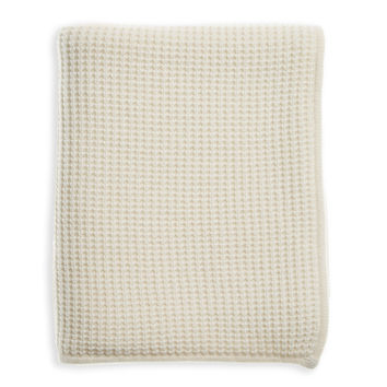 Sofia Cashmere Thermal Cashmere Throw - Niveous