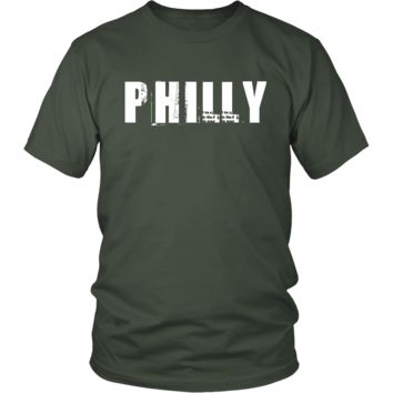 PHILLY CITY T-SHIRT