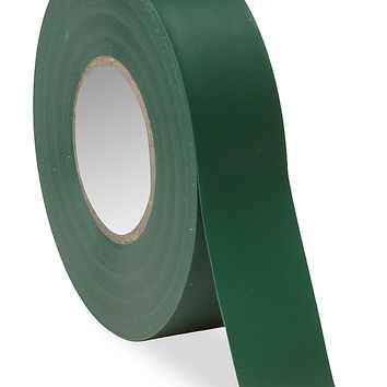 "Electrical Tape - 3/4"" x 20 yds, Green S-6751 - Uline"