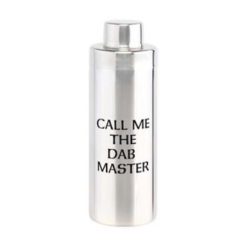 THE DAB MASTER Cocktail Shaker> THE DAB MASTER> 420 Gear Stop