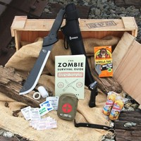 Zombie Survival Crate