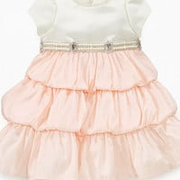 Princess Faith Baby Dress, Baby Girls Jeweled Special Ocassion Dress - Kids Shop All Baby - Macy's