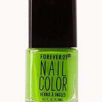 Green Machine Nail Polish