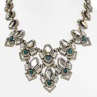 BAUBLEBAR Deco Bib Necklace, 18"