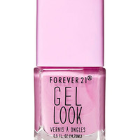 Lavender Gel Look Nail Polish