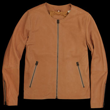 UNIONMADE - Levi's Made and Crafted - Leather Racer Jacket in Nude