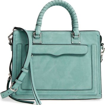 Rebecca Minkoff Medium Bree Leather Satchel | Nordstrom
