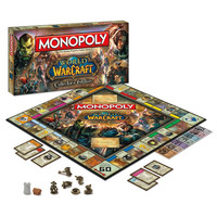 Monopoly - World of Warcraft Collector's Edition Board Game (New)