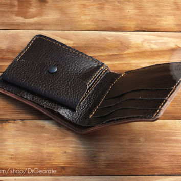 mens leather wallet mens wallet slim wallet credit card wallet card holder wallet leather coin purse wallet travel wallet minimalist wallet