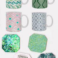 Beachy Dreams Mug and Coaster Set